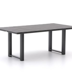Bellagio Bolano lounge/dining tuintafel 160x90x62cm - Laagste prijsgarantie!